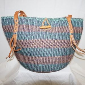 af1d2d2faf Denim   Supply Ralph Lauren Stripe Woven Jute Bag